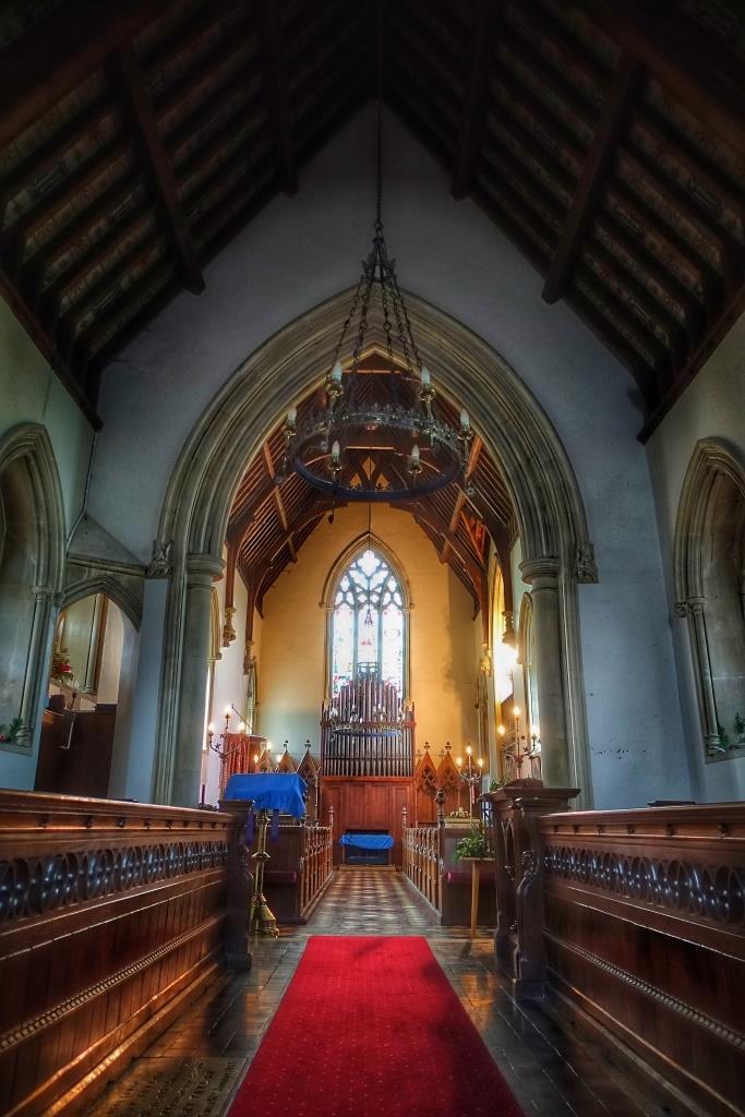 10. St Andrew, Framingham Pigot