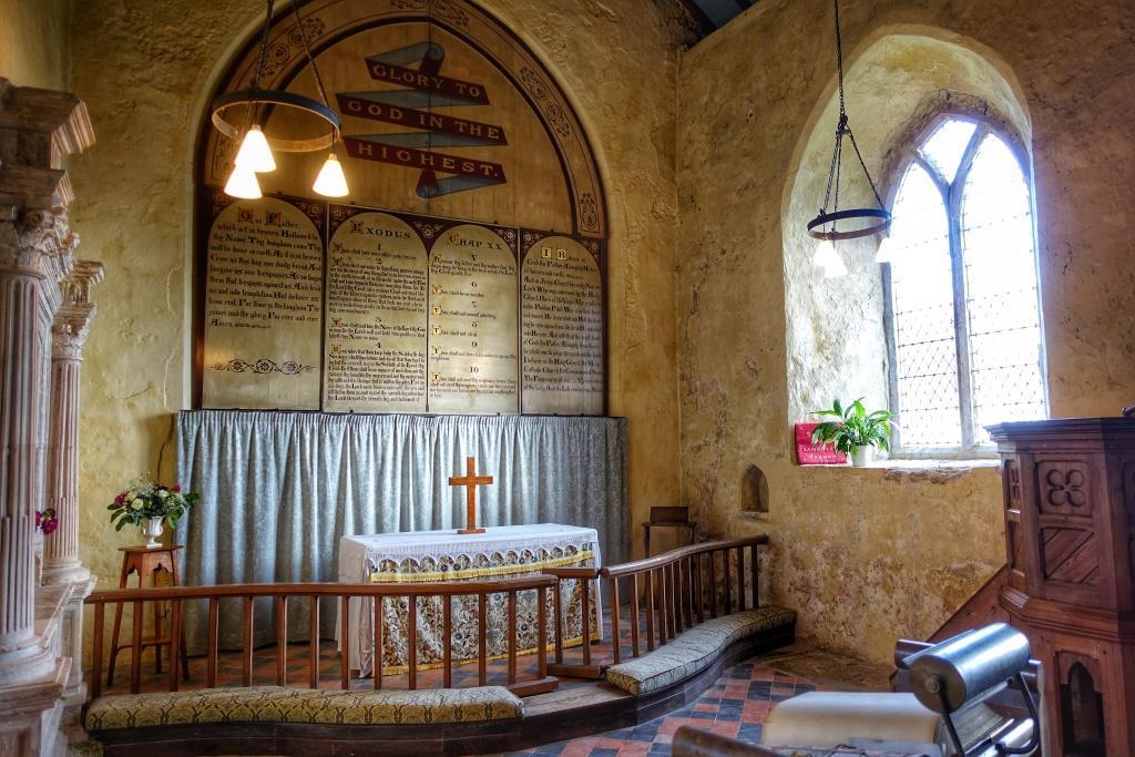 16. St John, Waxham