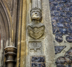 3. Head of St Edmund