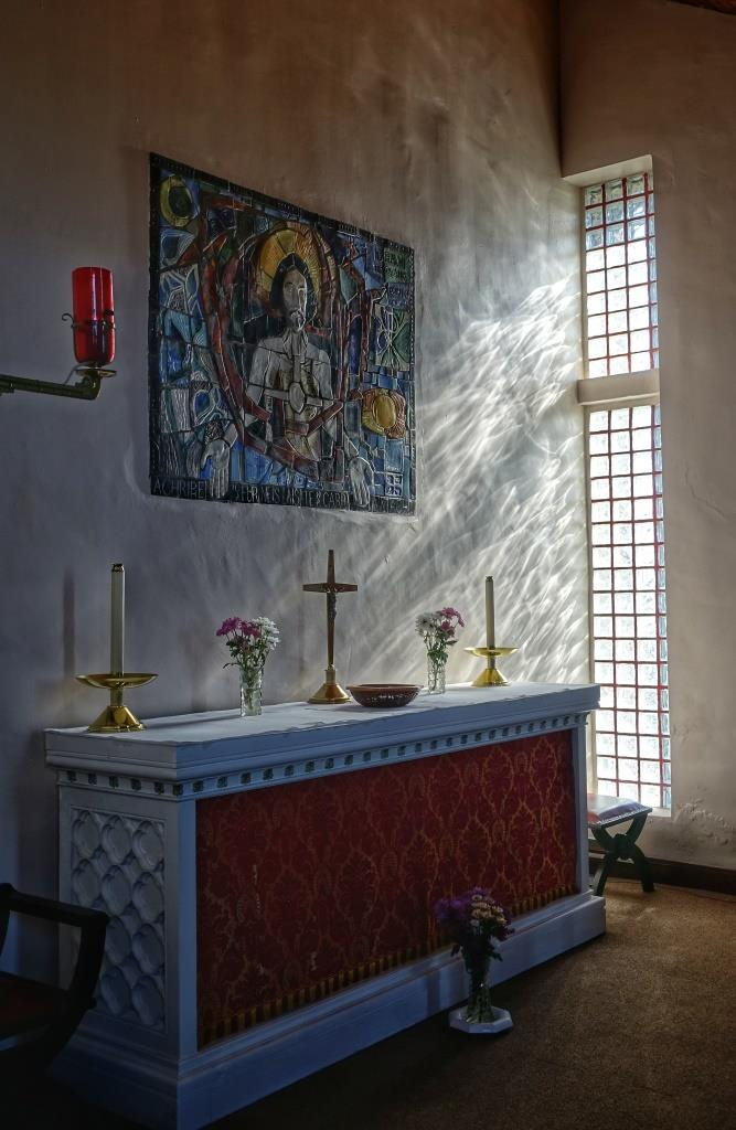8. Our Lady of Sorrows, South Uist