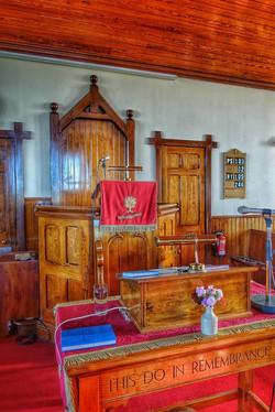9. Kilmur Church, North Uist