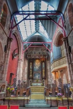 1.  St John's Cathedral, Oban