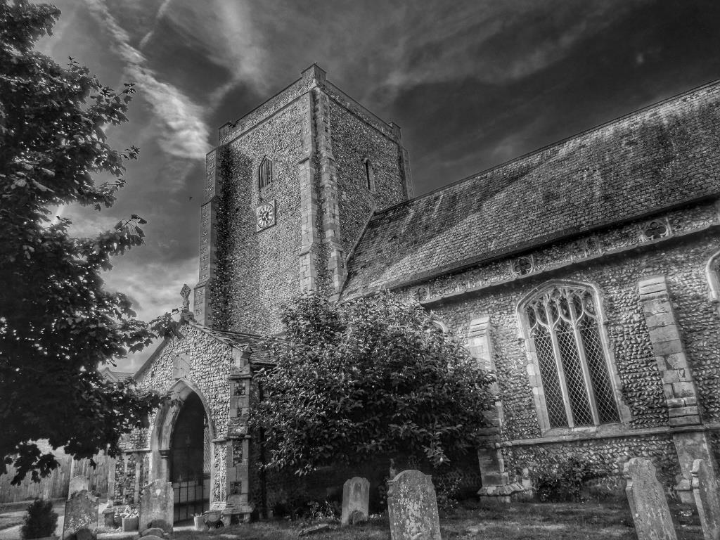 3.  St Mary, Stalham