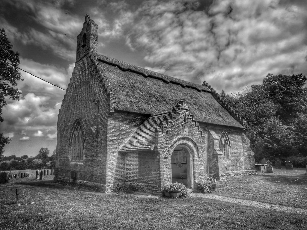 1. St Peter, Hoveton