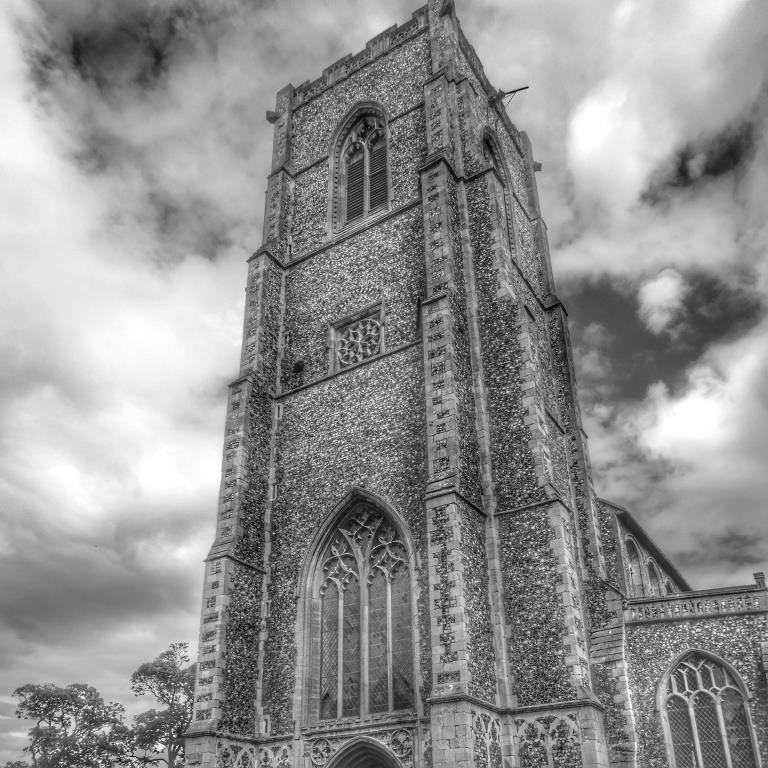 35. St Mary, Worstead
