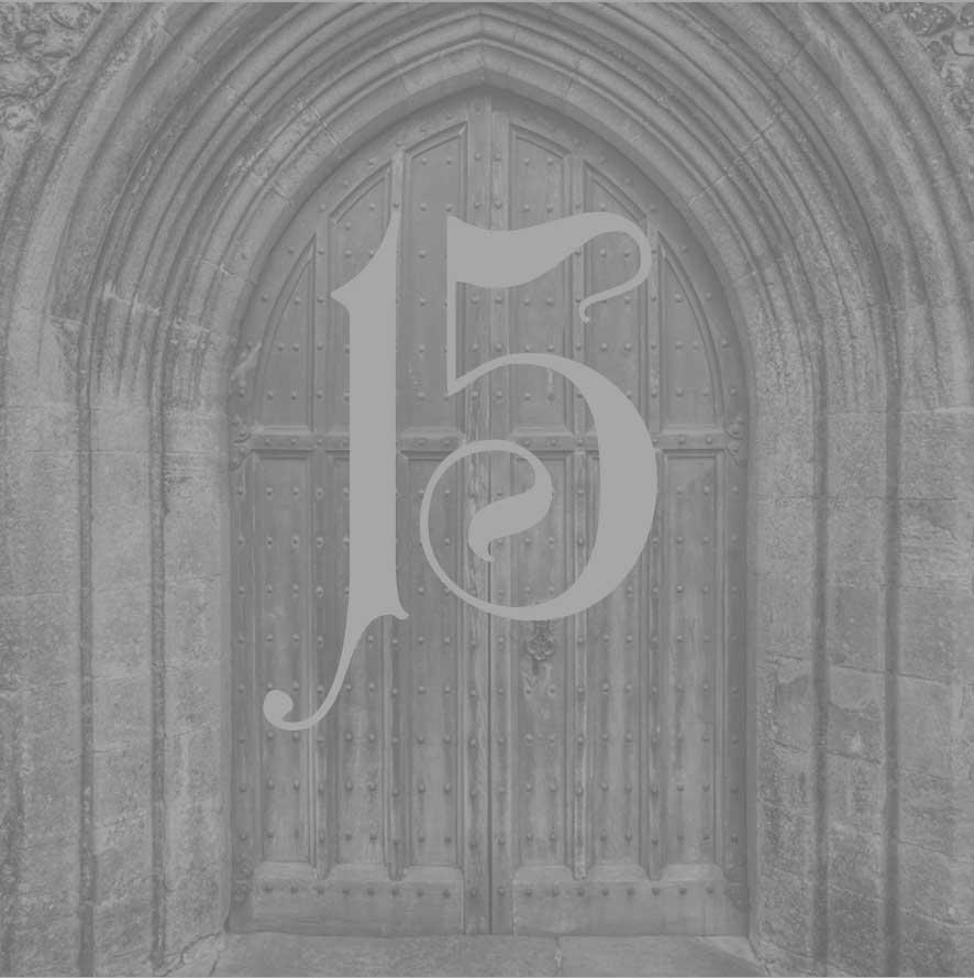 15th. PE37 8HE -All Saint's @ Necton