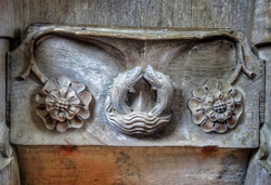 14. Choir misericord