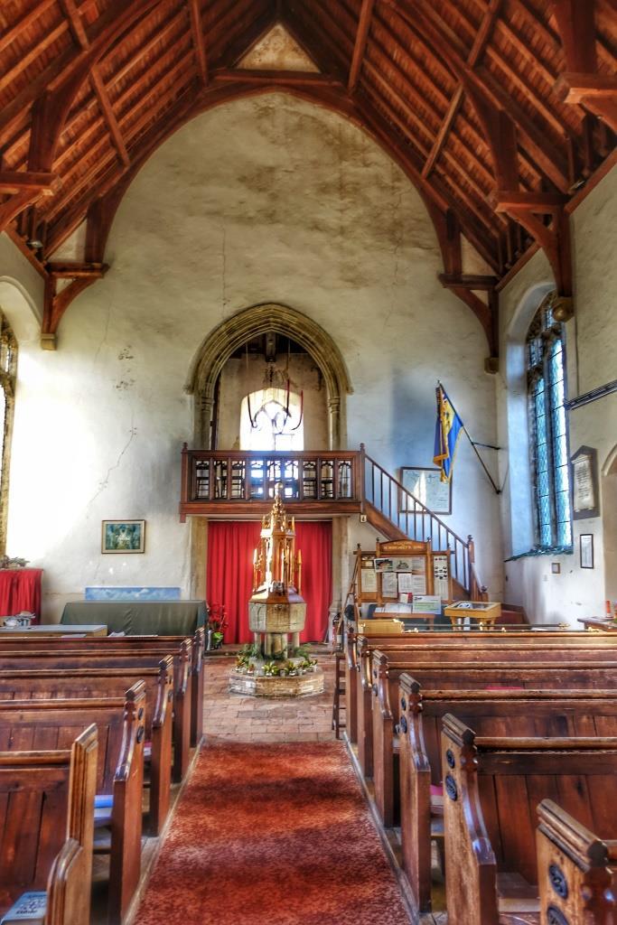 10. St Margaret's, Lyng
