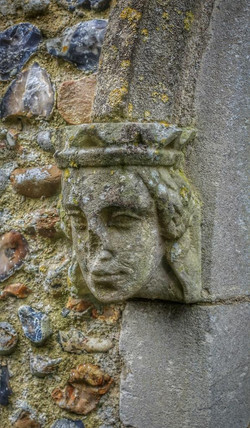 1. St Wandregesilius, Bixley