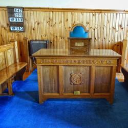11. Church of Scotland, Barra