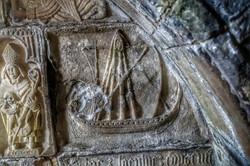 10. Detail of Alexander MacLeod's tomb