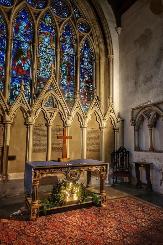 St Mary, North Elmham
