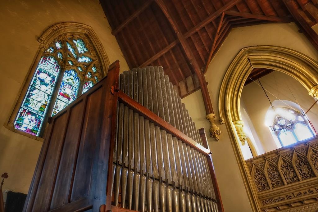 18. St Andrew, Framingham Pigot