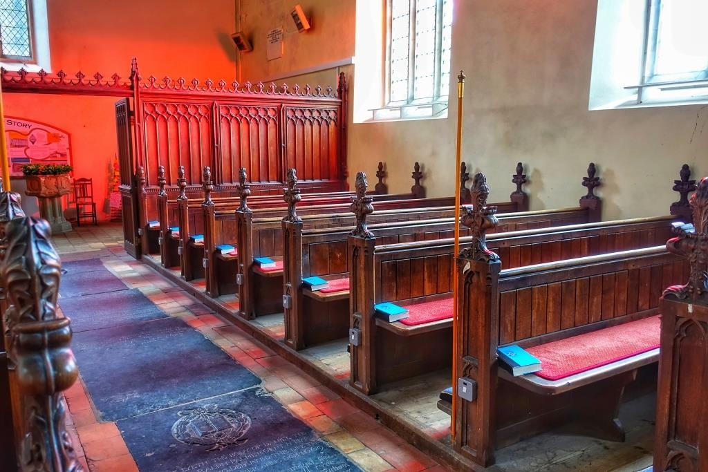 4. St Edmund, Costessey