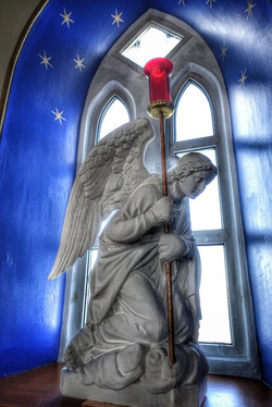 12. St Michael, Eriskay