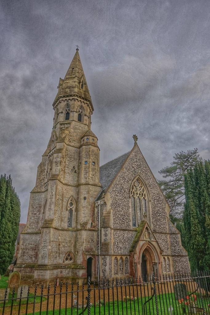 2. St Andrew, Framingham Pigot