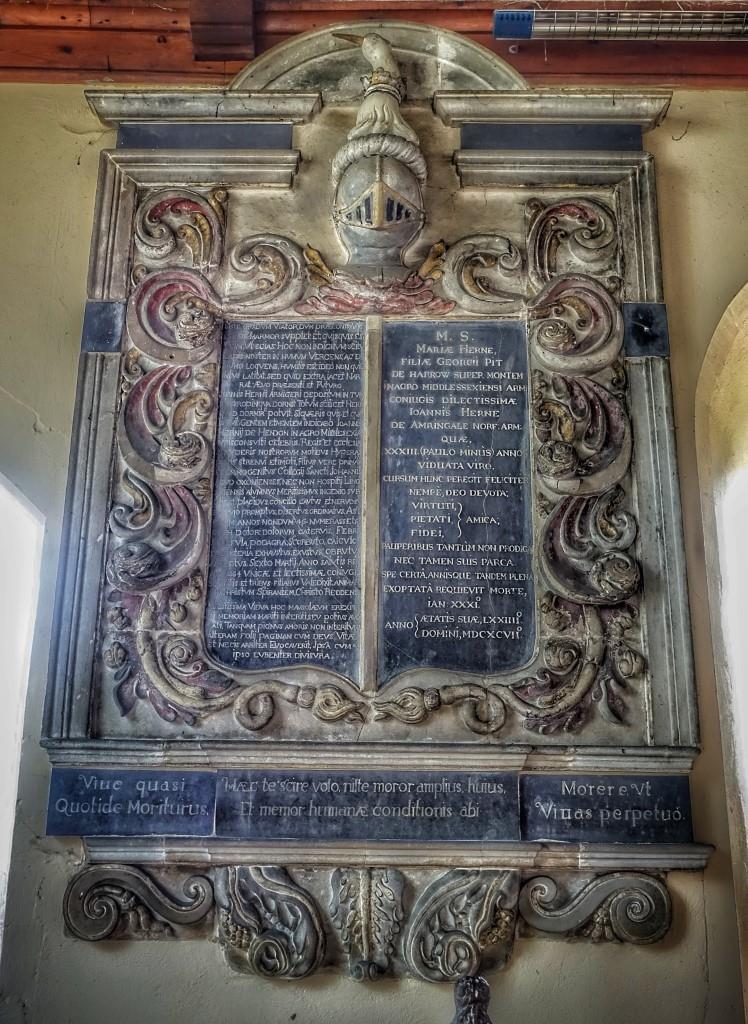 18. John Hearne memorial