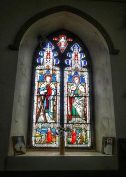 18. South chancel window