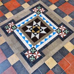 4. Tile detail