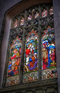 22. South chancel window by Ward & Hughes