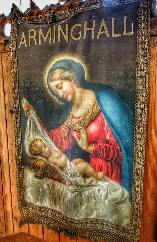 4. St Mary, Arminghall