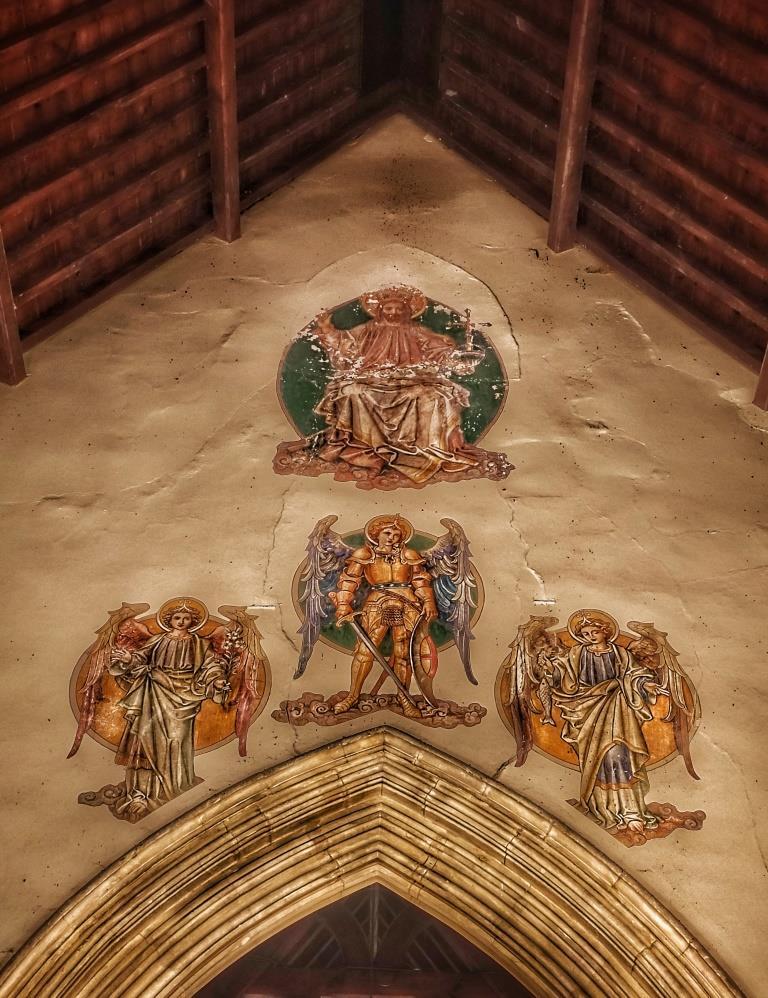 33. St Andrew, Framingham Pigot