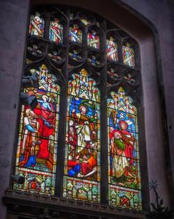 18. North chancel window by Ward & Hughes