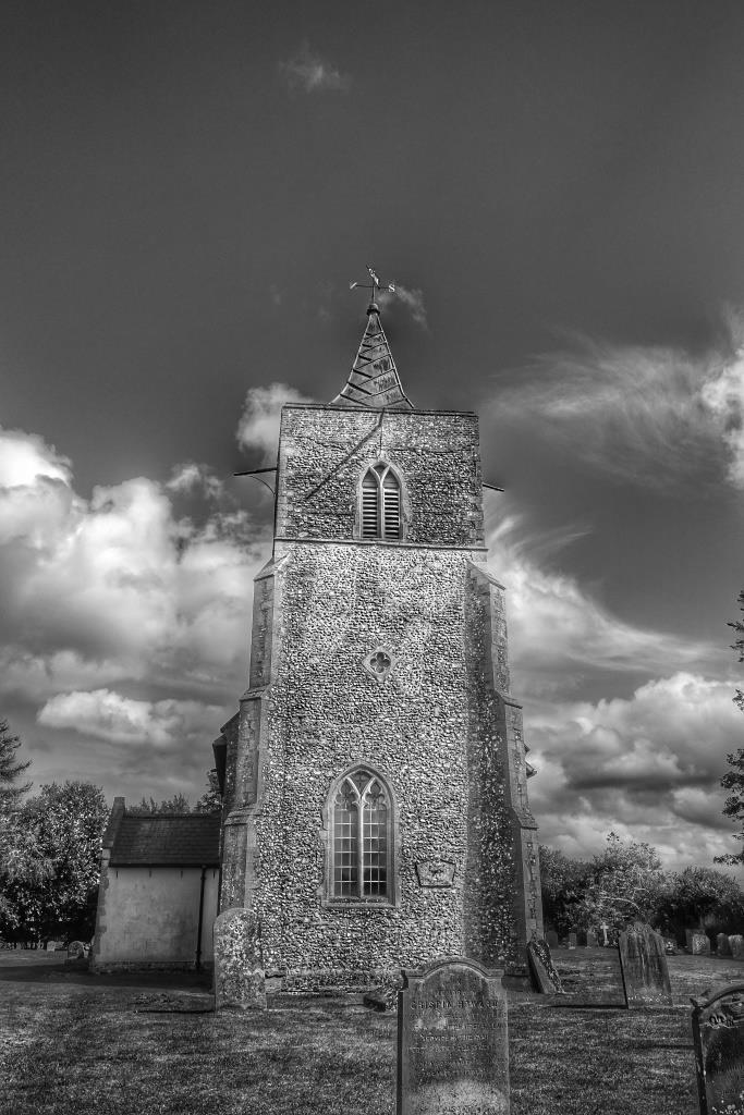 1. All Saints, Great Fransham