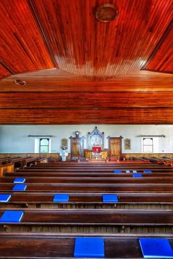 2. Kilmur Church, North Uist