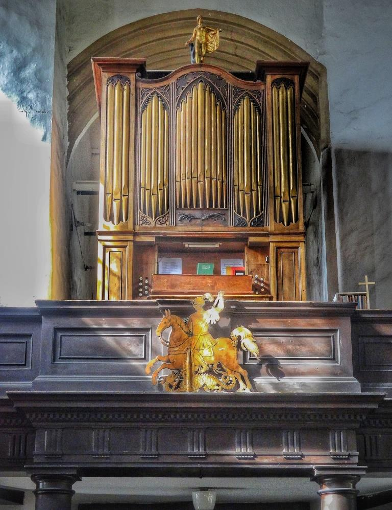 7. Organ by George Pyke