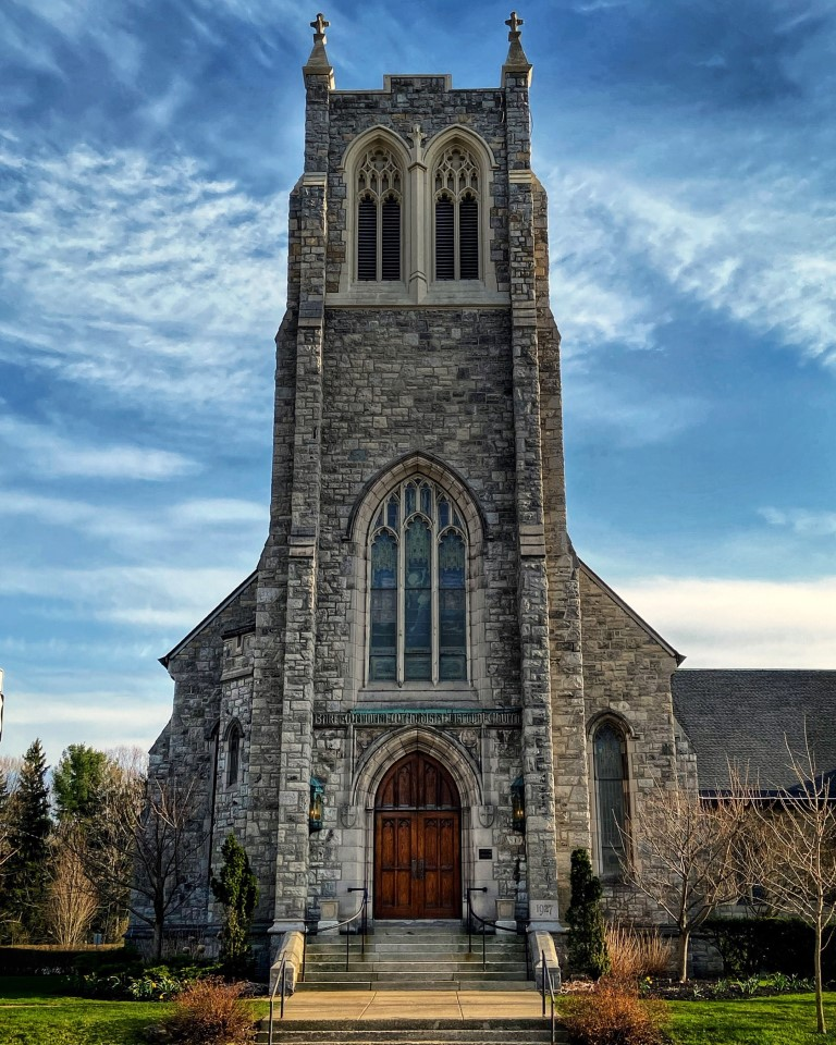 Baker Memorial United Methodist Church -