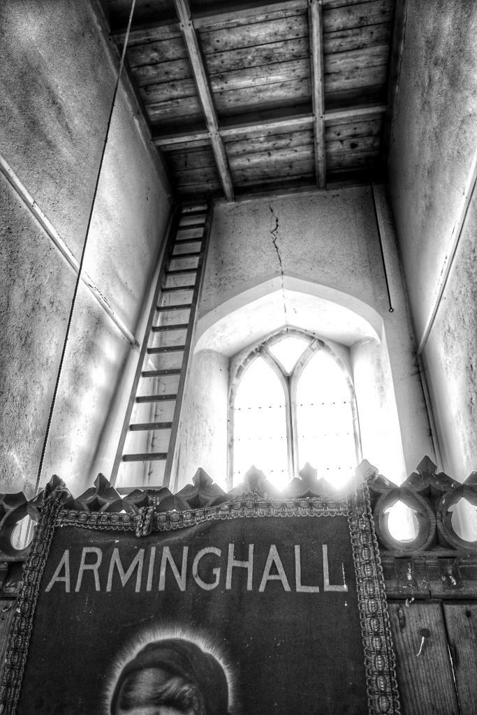 3. St Mary, Arminghall
