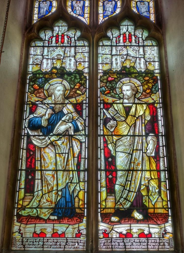 9. St Peter & St Paul, Brockdish