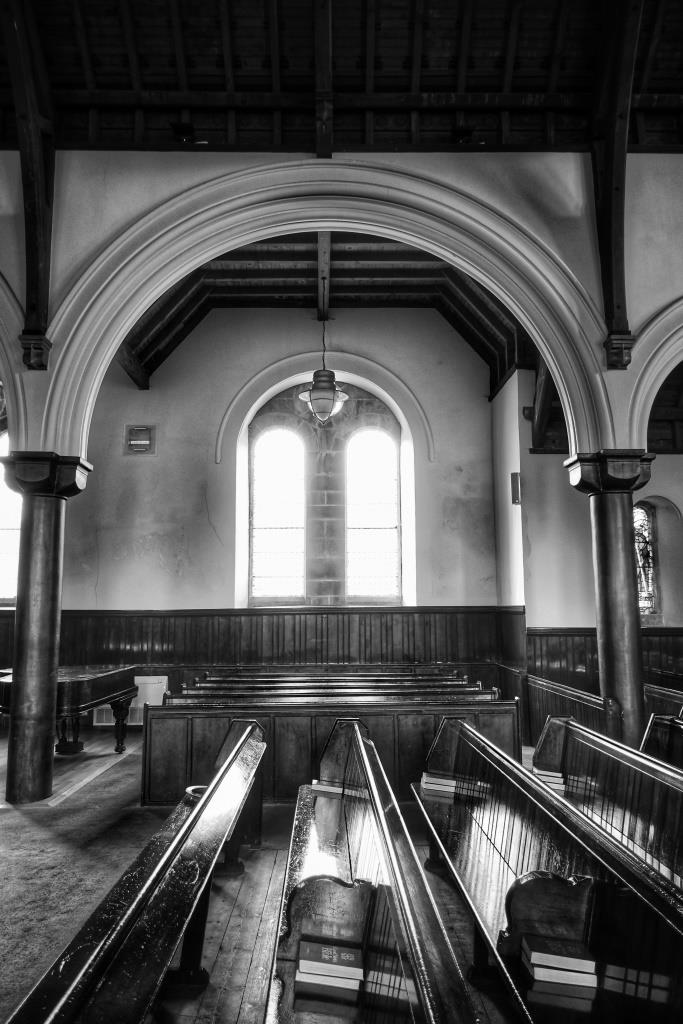 9. Tarbert Parish Church, Tarbert