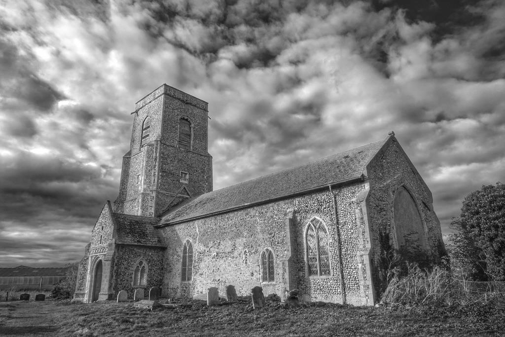1. St John, Waxham