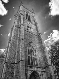 1. St Peter & St Paul, Salle
