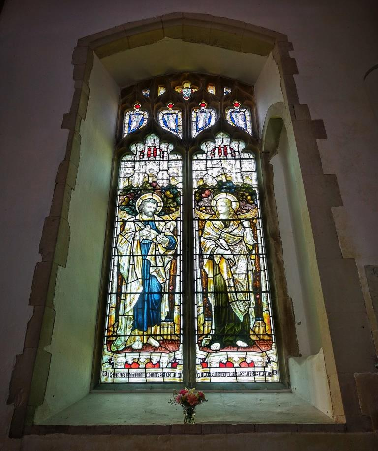 14. St Peter & St Paul, Brockdish