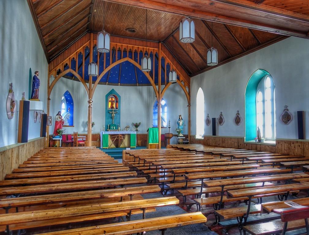 4. St Michael, Eriskay