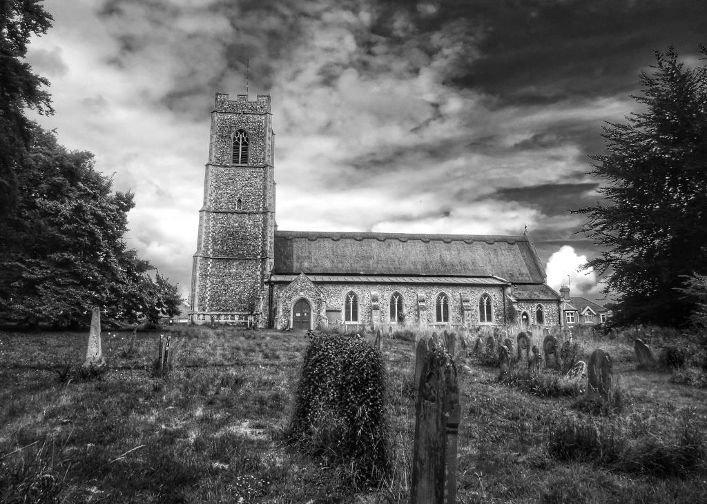 1. St John, Coltishall