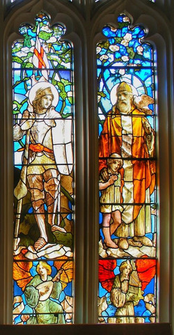 12. St George & St David by Woodroffe