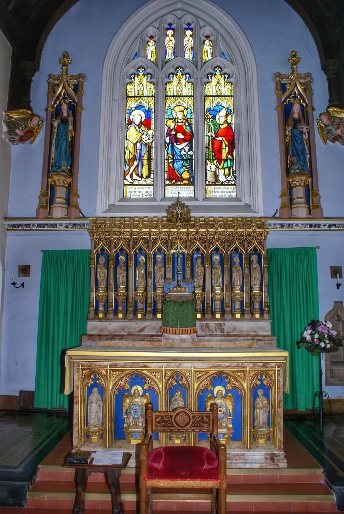35. The Chancel