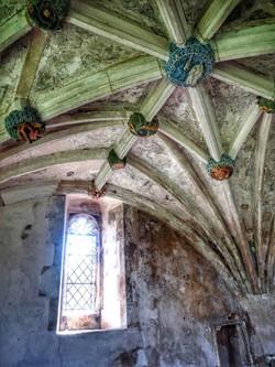 26. Vaulted chapel