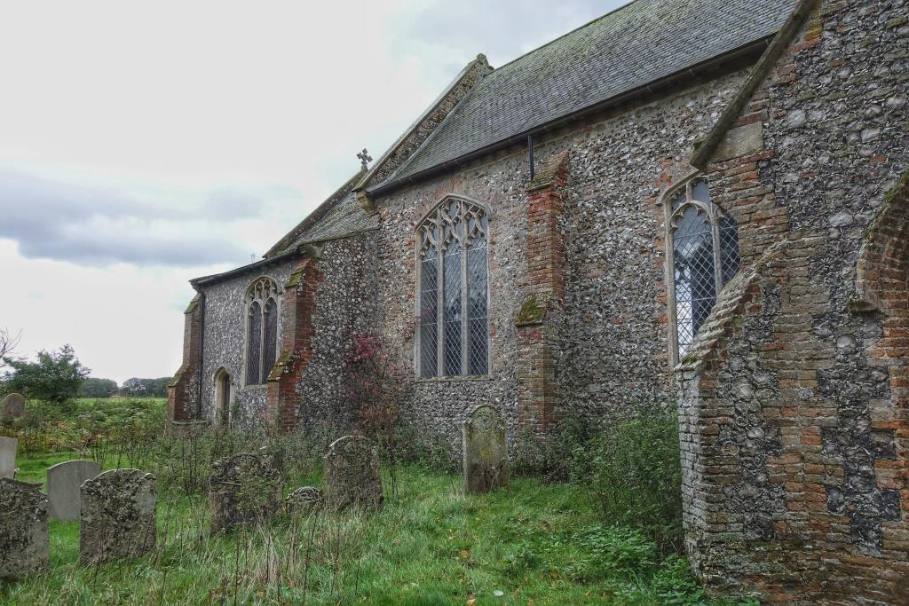 3. St Peter, Crostwick