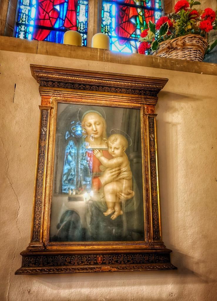 21. St Andrew, Framingham Pigot