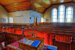 8. Kilmur Church, North Uist