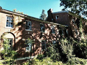 Fairfield Hills Mental Asylum, Connecticut