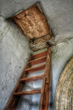 3. Bell tower ladder