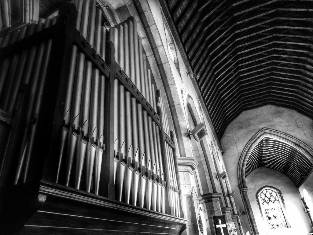 11.  St Mary, Stalham