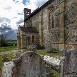 1. St Nicholas, Dilham