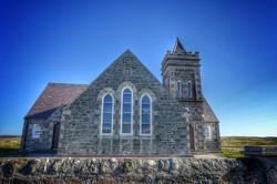 1. Kilmur Church, North Uist